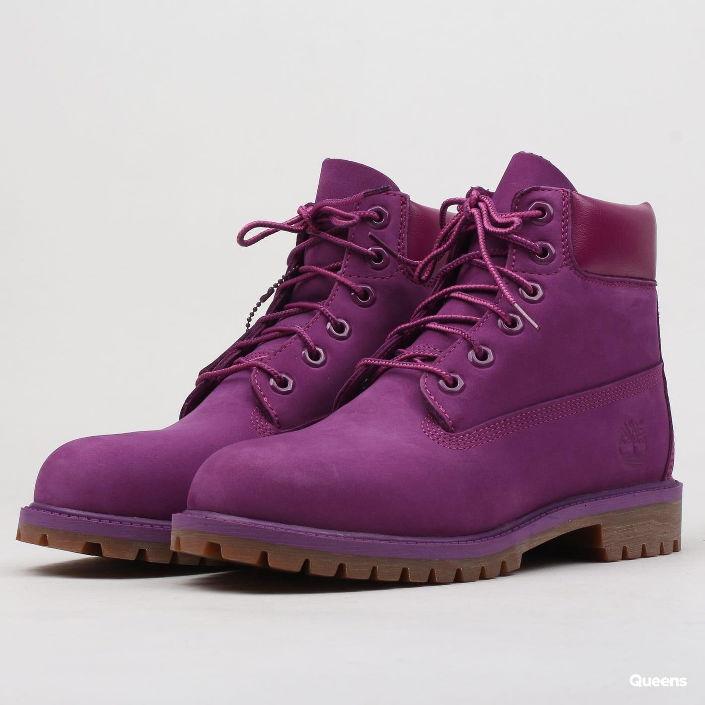 Dámské zimní boty Timberland 6 Inch Premium WP Boot (A1VAZ - GRN) – Queens  💚 47d373eaeb