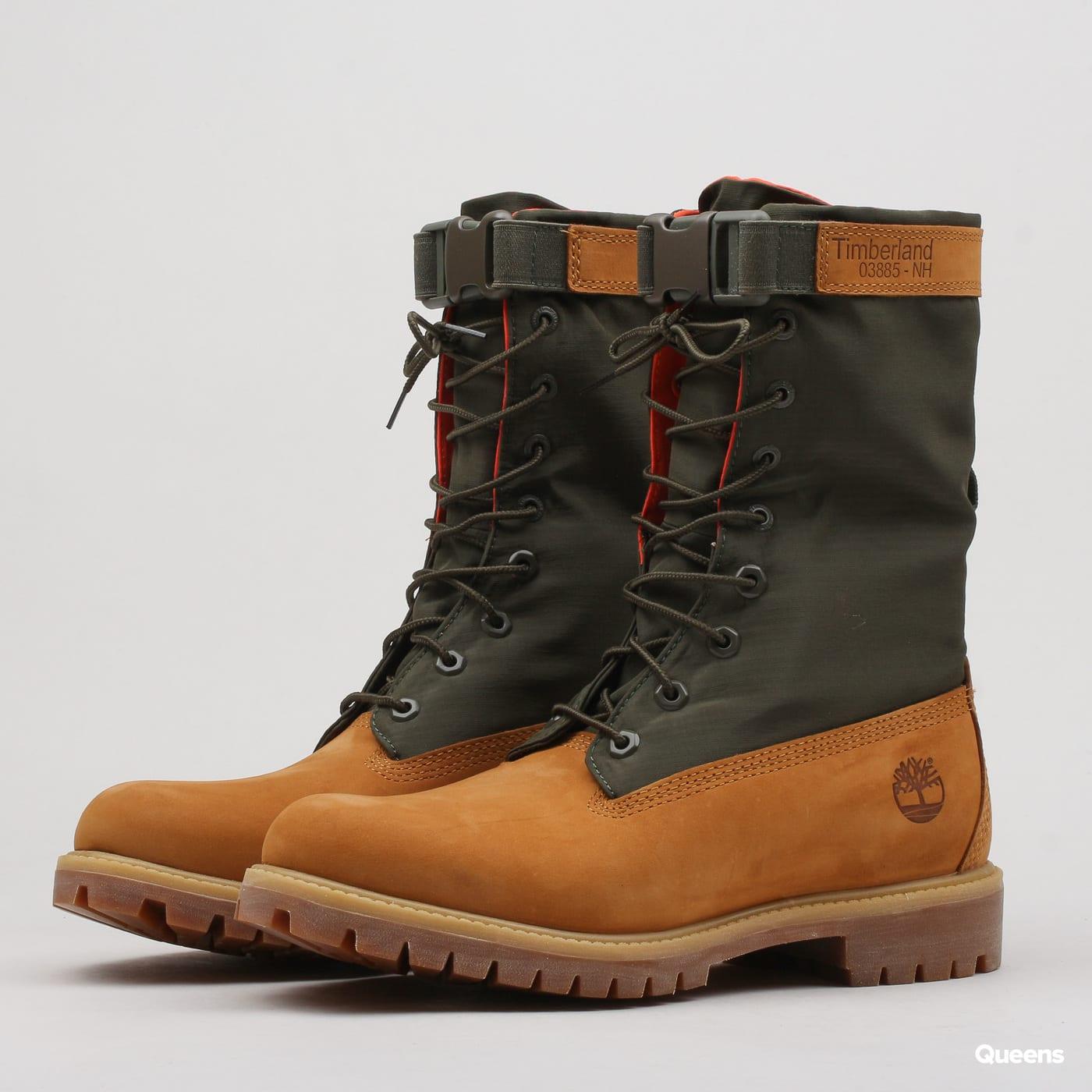 9bed812190d Pánské zimní boty Timberland 6 Inch Premium Gaiter Boot (A1QY8 - WHE) –  Queens 💚