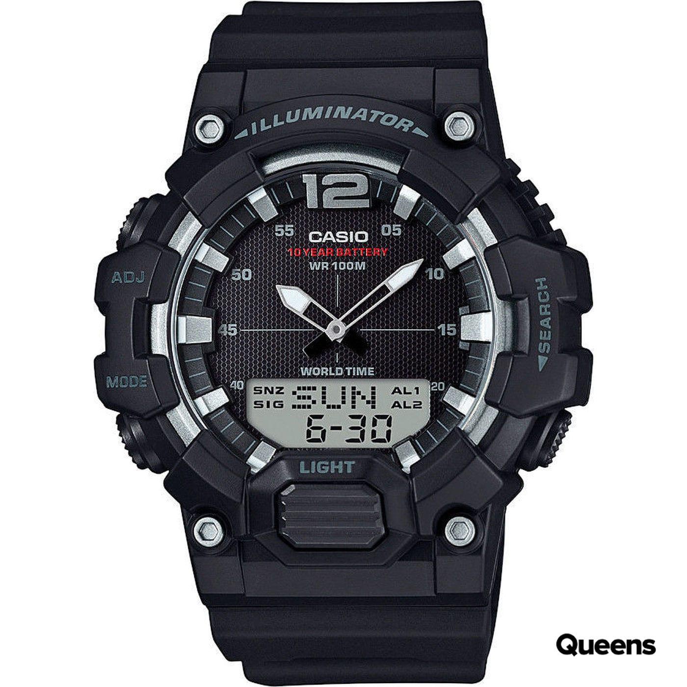 Casio HDC 700-1AVEF puma black