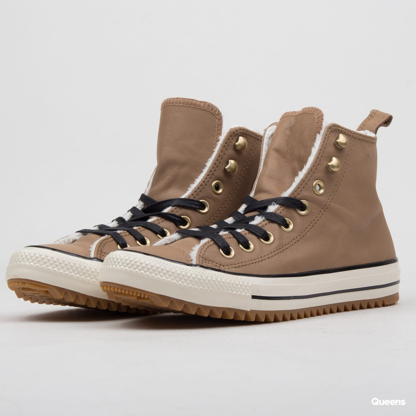 Converse Chuck Taylor All Star Hiker Boot Hi teak black natural ivory