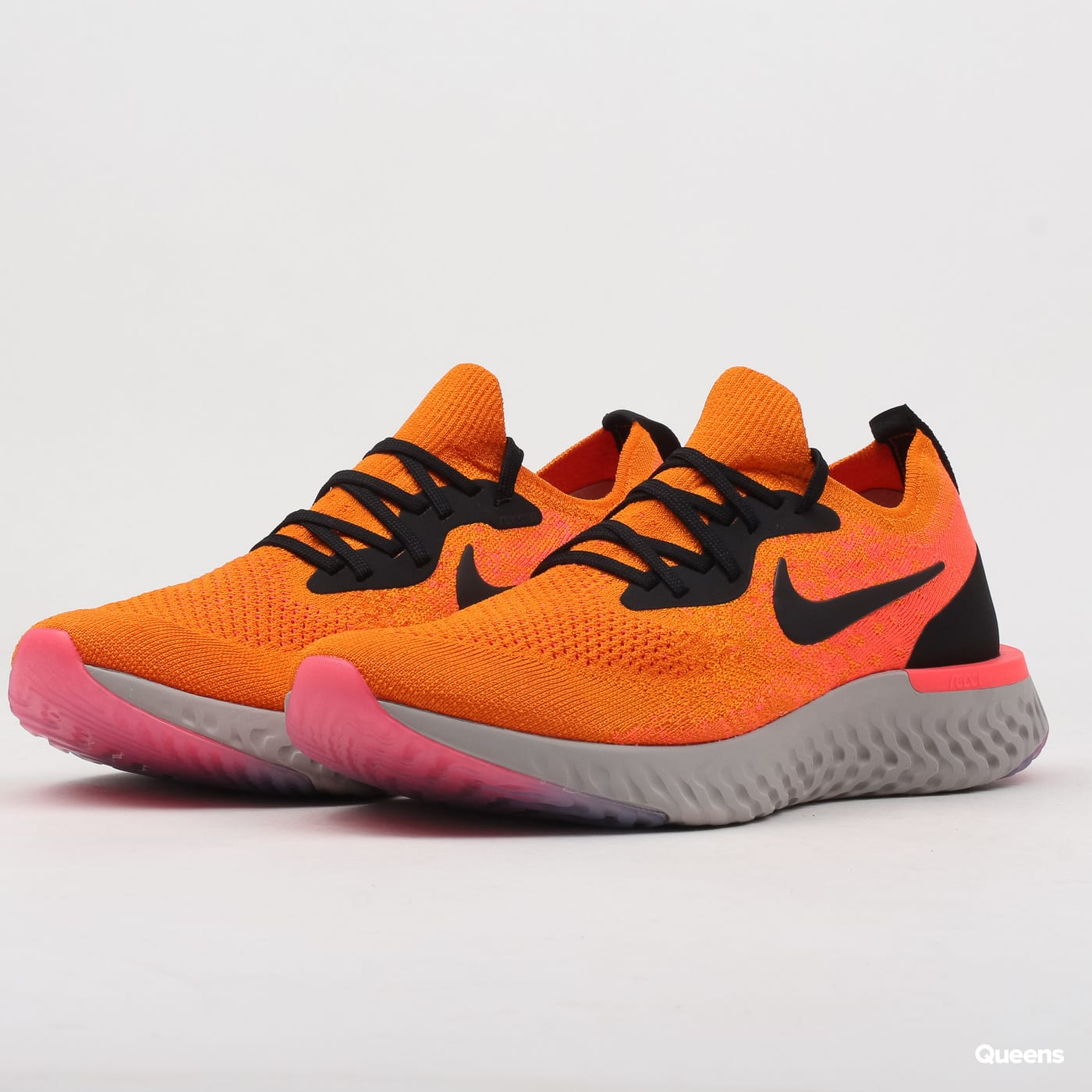 c801ea85707e Sneakers Nike Epic React Flyknit (AQ0067-800)– Queens 💚