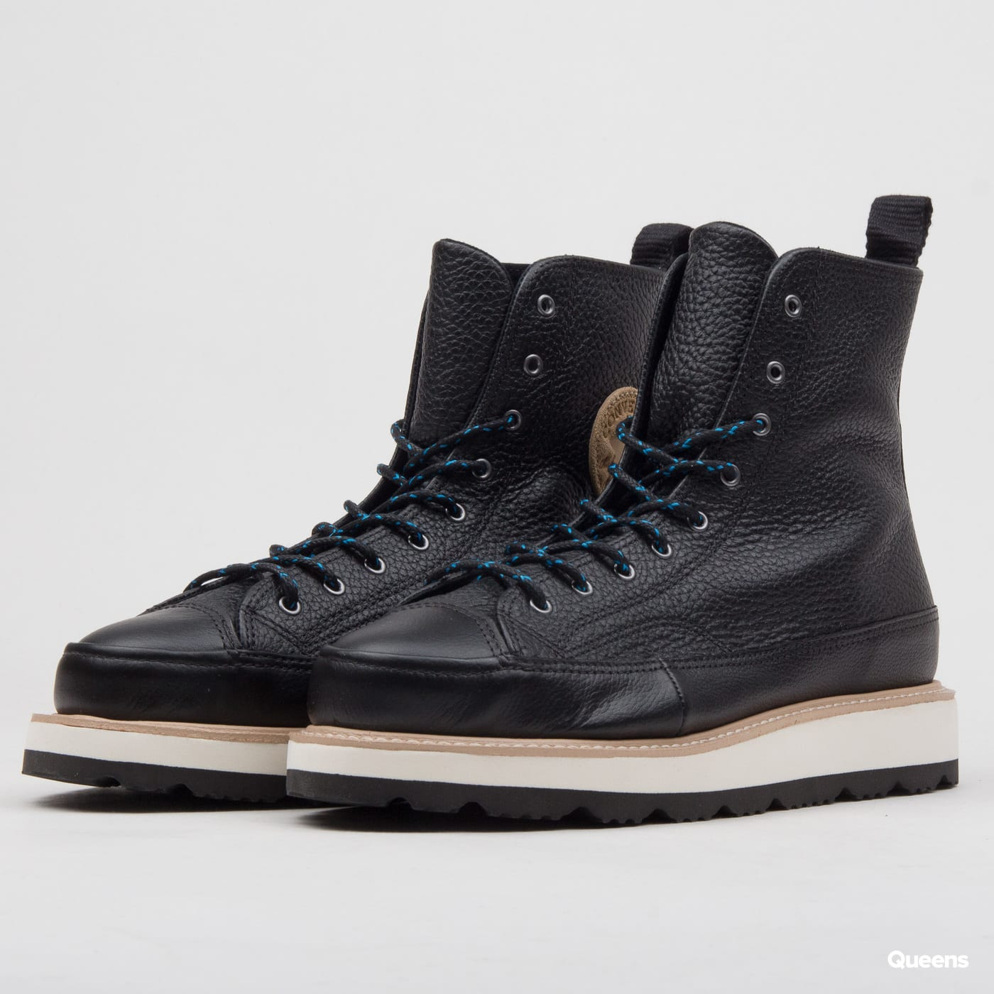 7083934692b8 Sneakers Converse Chuck Taylor Crafted Boot Hi (C162355)– Queens 💚