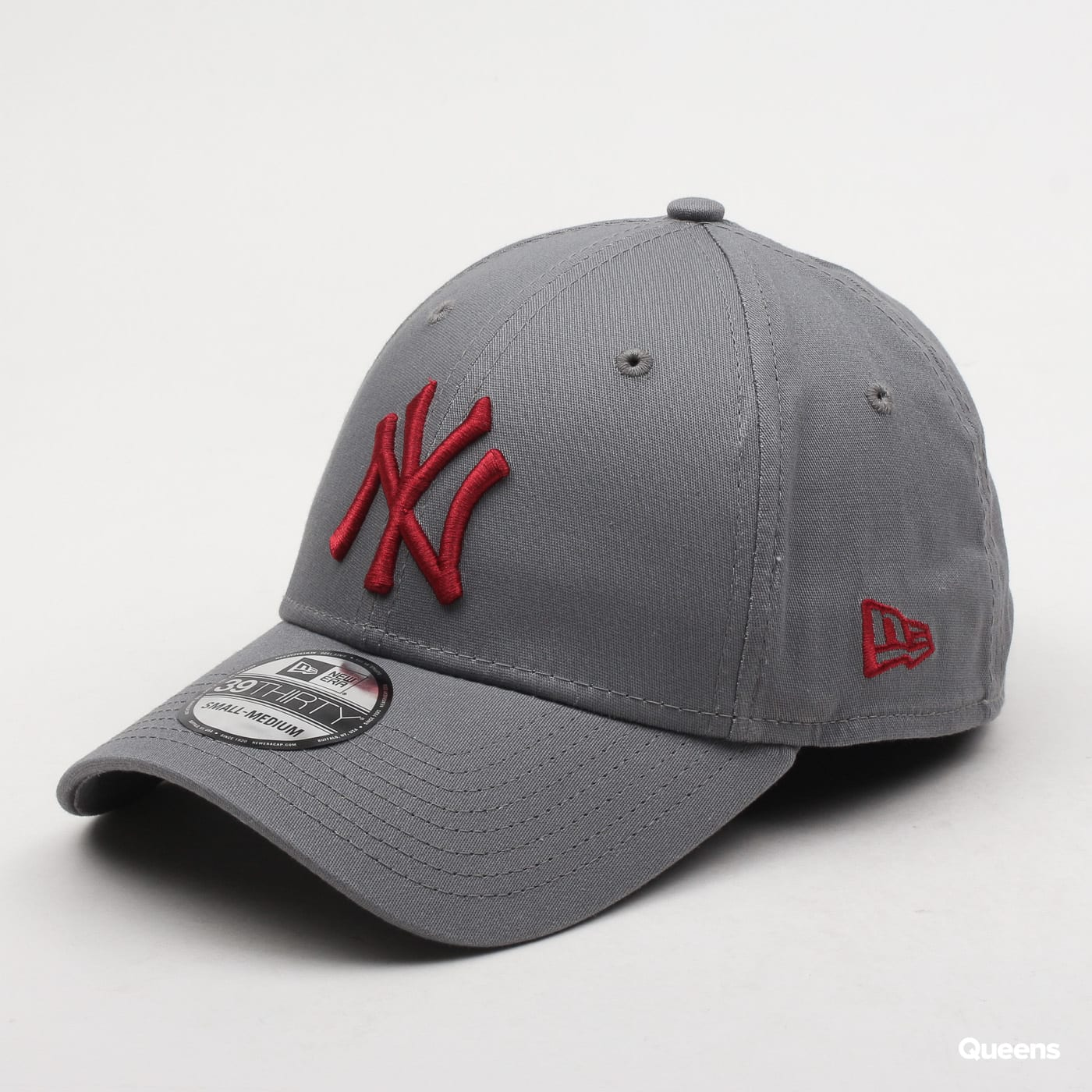 Kšiltovka New Era 3930 MLB League Essential NY (11794696) – Queens 💚 bd93c5fe53
