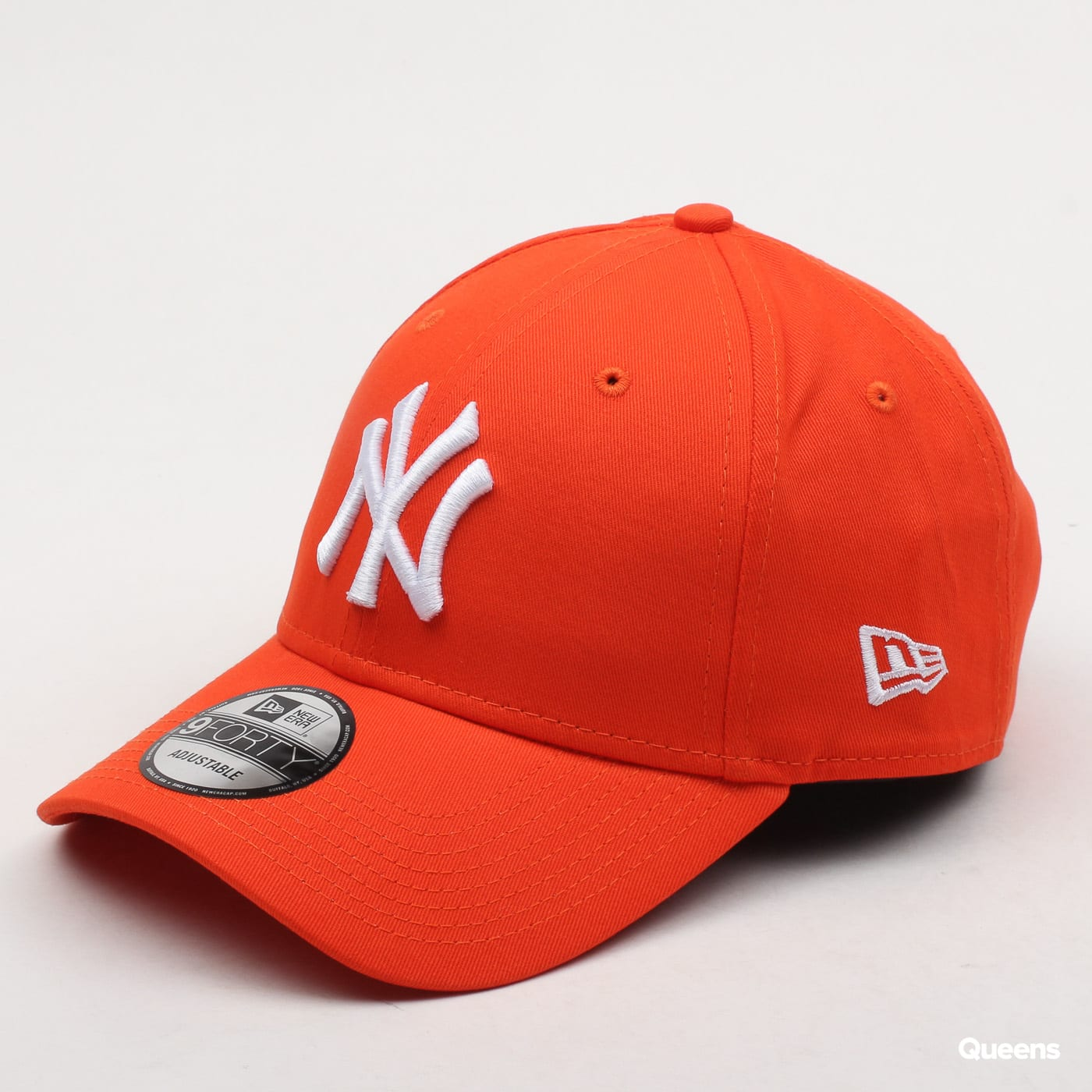 Kšiltovka New Era 940 MLB League Essential NY (11794680) – Queens 💚 2789e8fe64