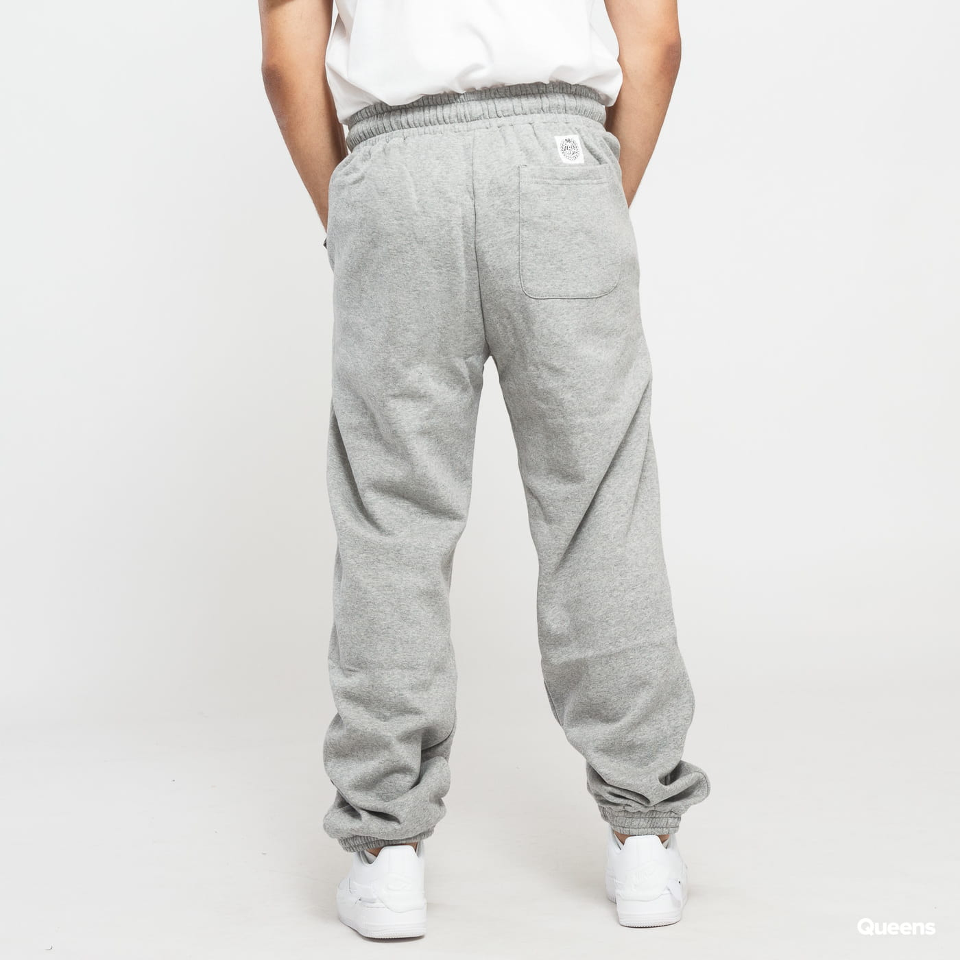 Mass DNM Base Sweatpants grau melange