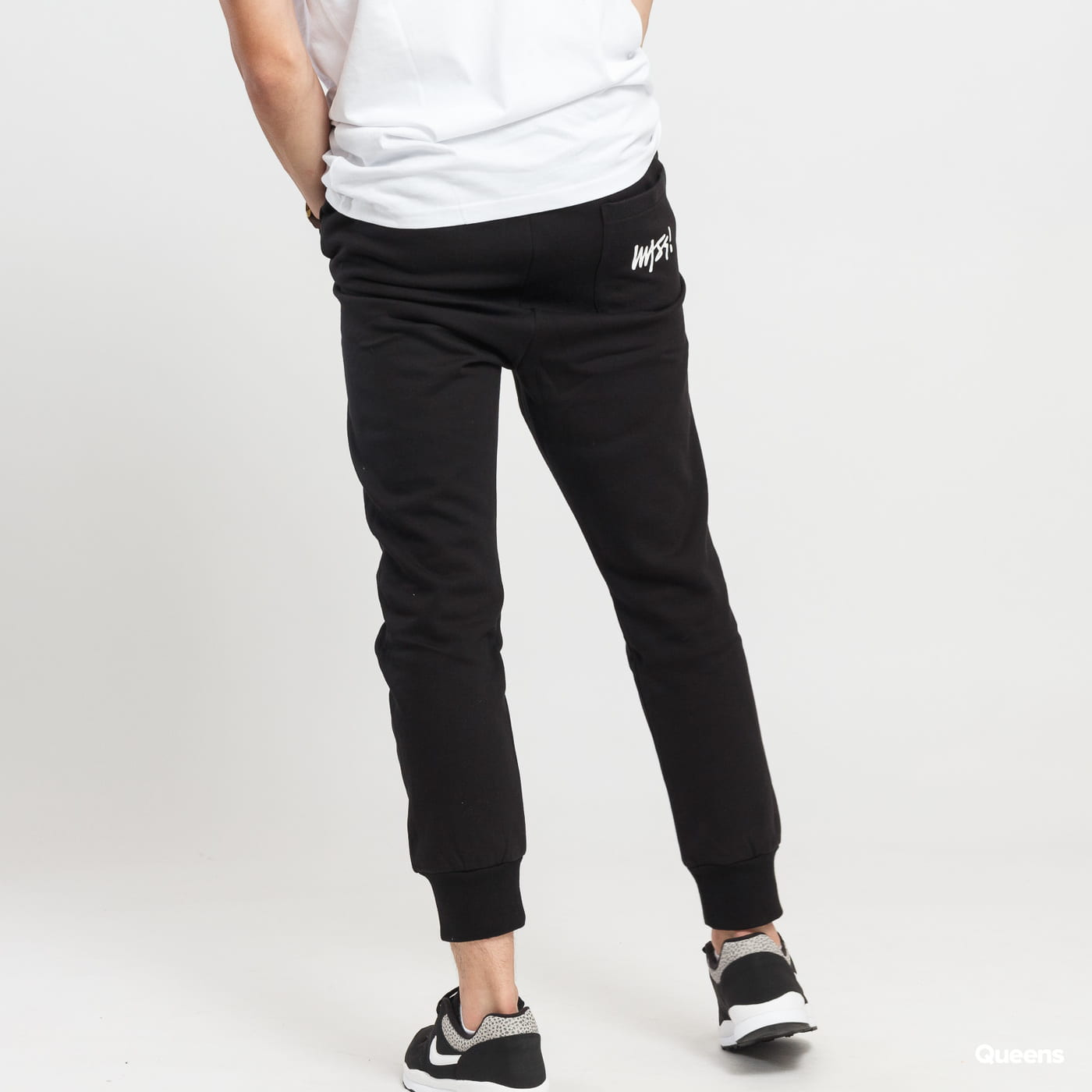 Mass DNM Signature Sweatpants schwarz