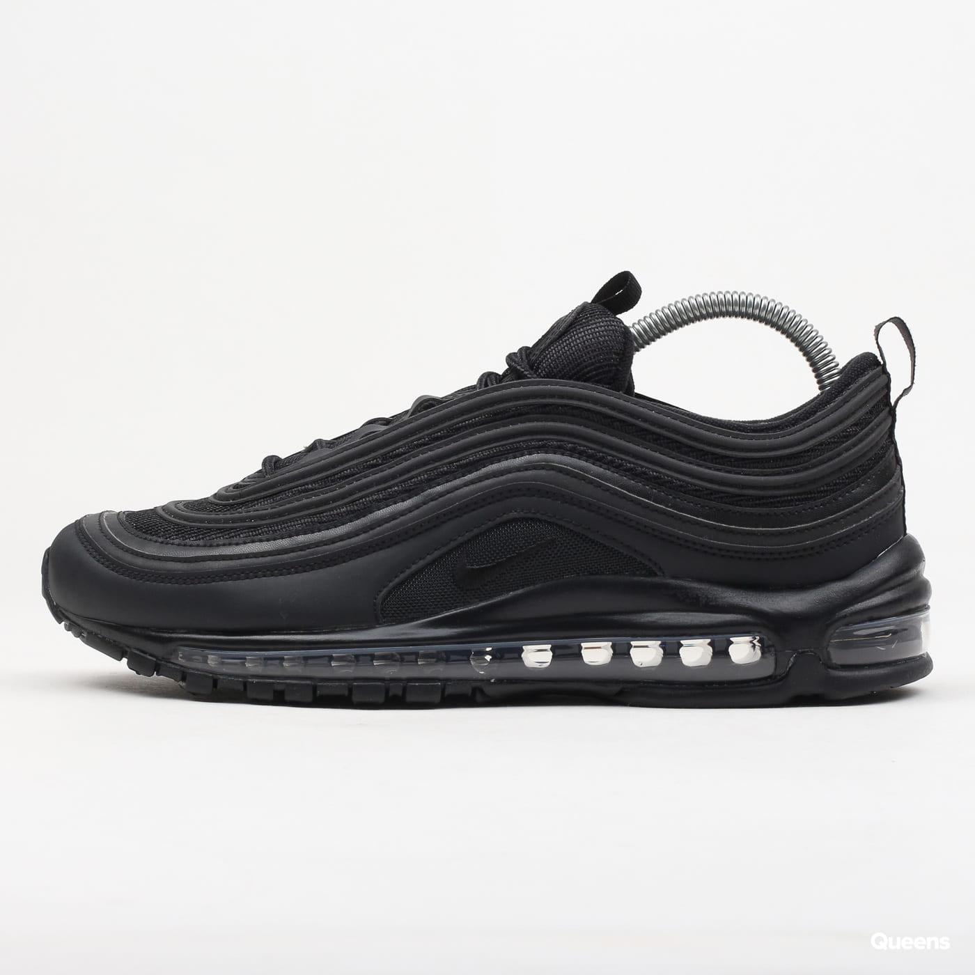 Nike Air Max 97 black / black - white
