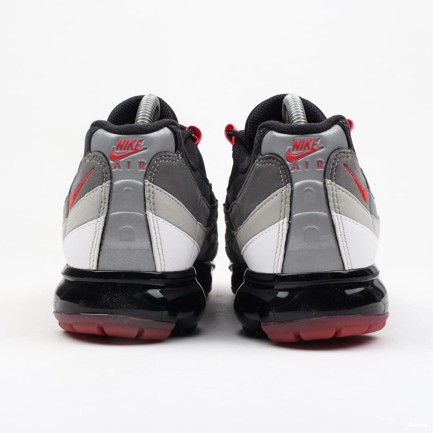 huge discount 970e4 13c8d Zoom in Zoom in Zoom in Zoom in Zoom in. Nike Air Vapormax  95 white   hot  red - dk pewter