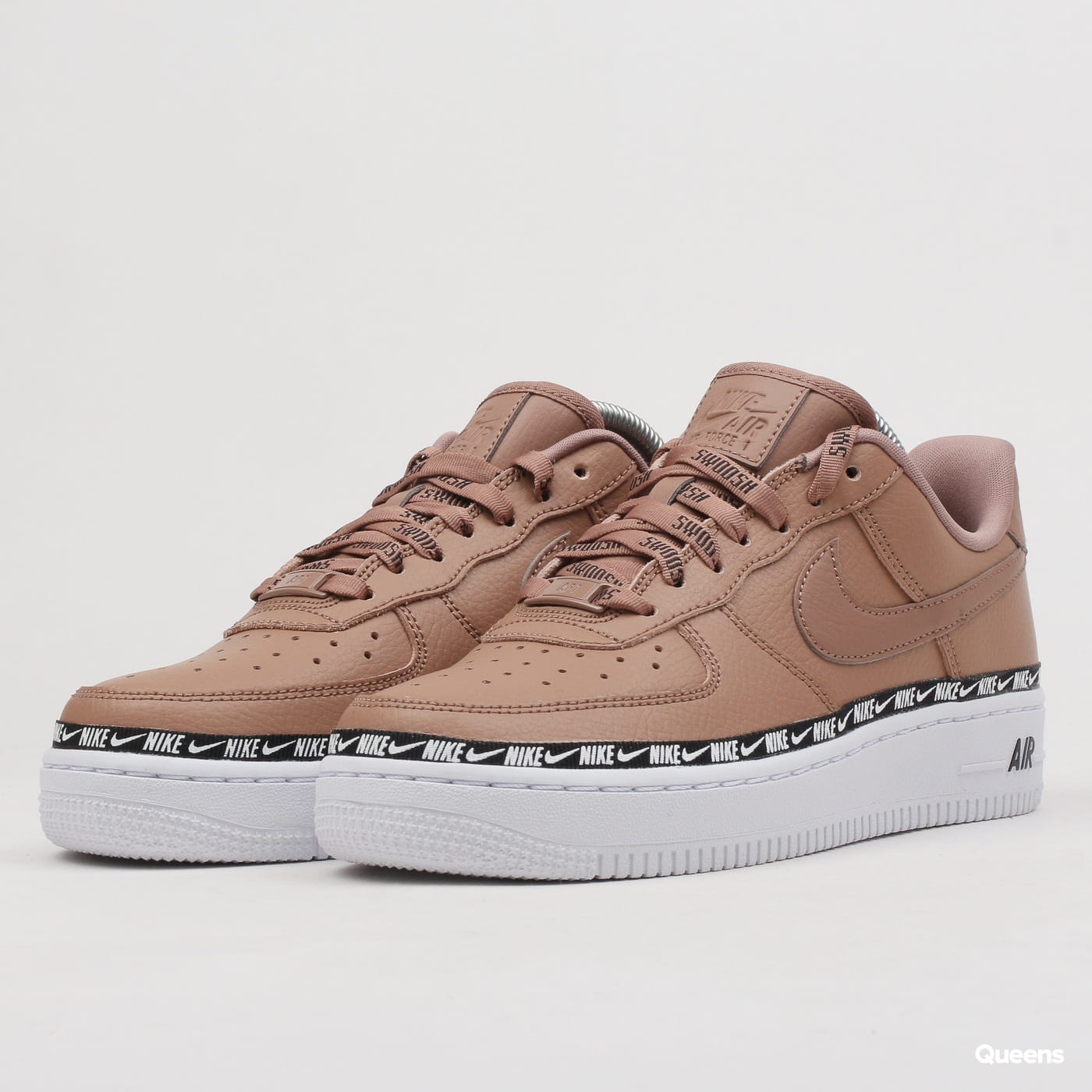 new concept 08c61 40574 Nike W Air Force 1  07 SE Premium (AH6827-201)– Queens 💚