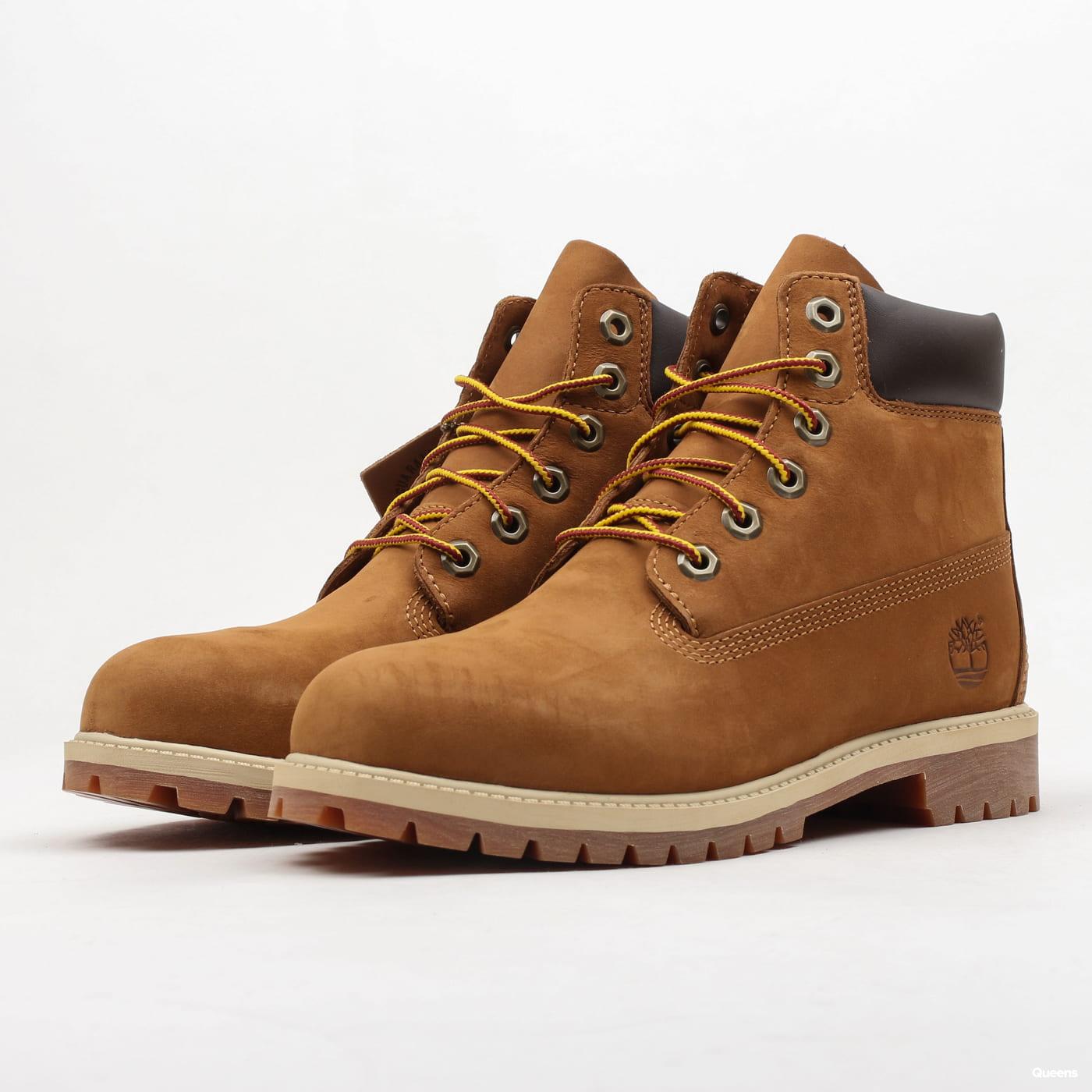 60a3a4854 Pánska zimná obuv Timberland 6 Inch Premium Boot rust nubuck / brown  (14949) – Queens 💚