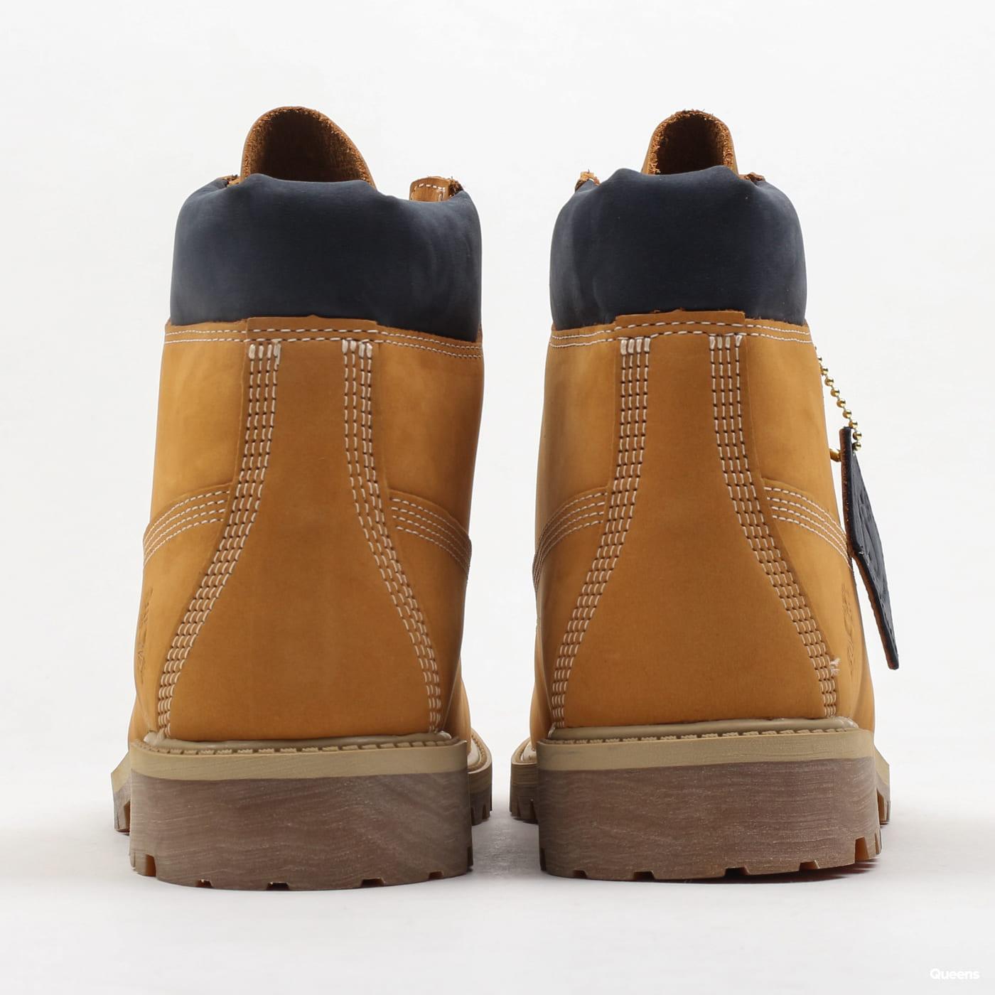 Timberland 6 Inch Premium WP Boot wheat