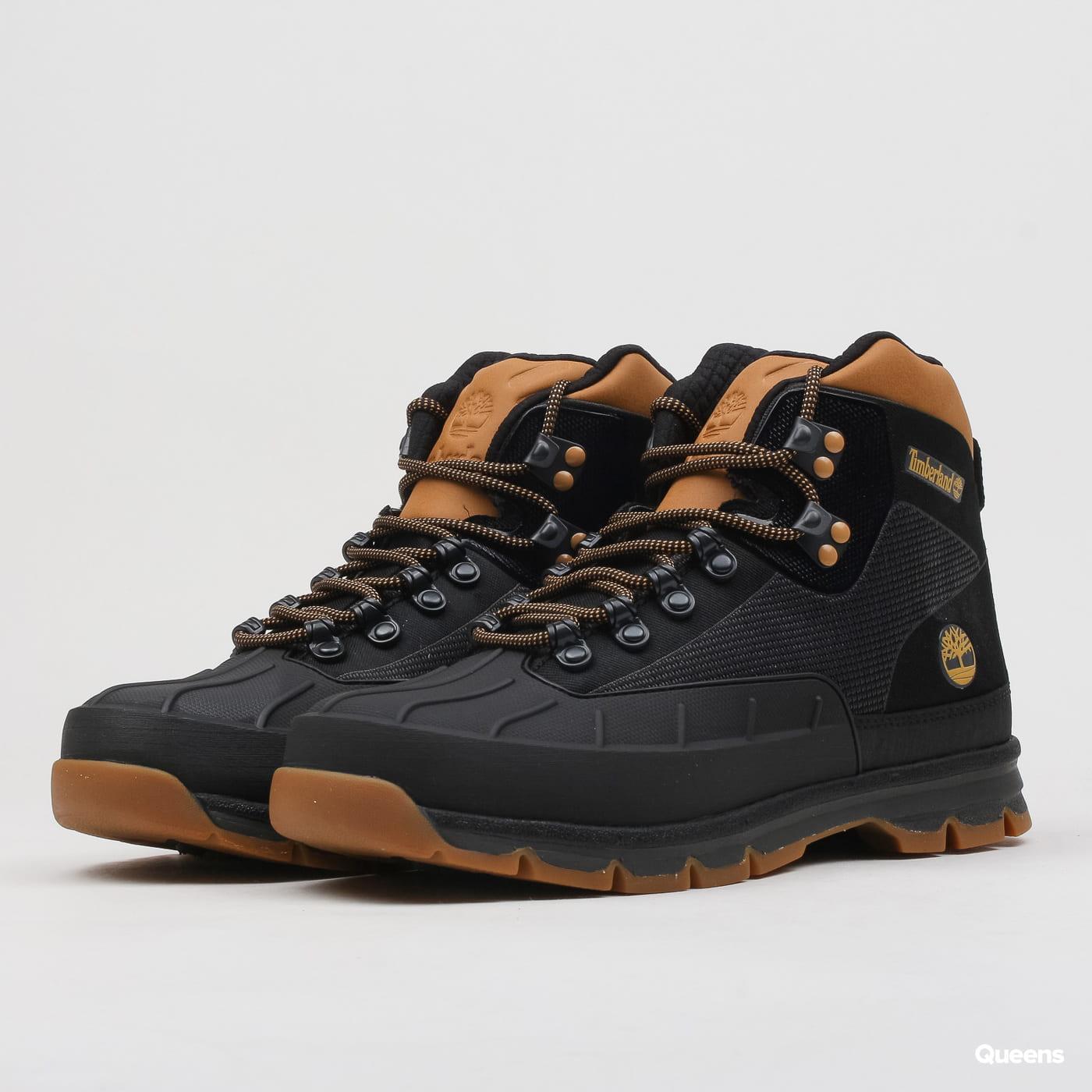25b31aa69c3d2 Pánska zimná obuv Timberland Euro Hiker Shell Jacquard Boot black (A1QJ2 -  BLK) – Queens 💚
