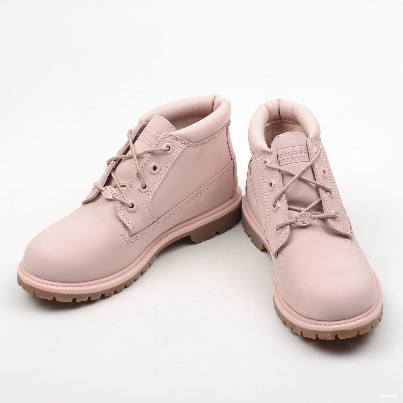 Timberland Nellie Chukka Double WP Boot rose nubuck