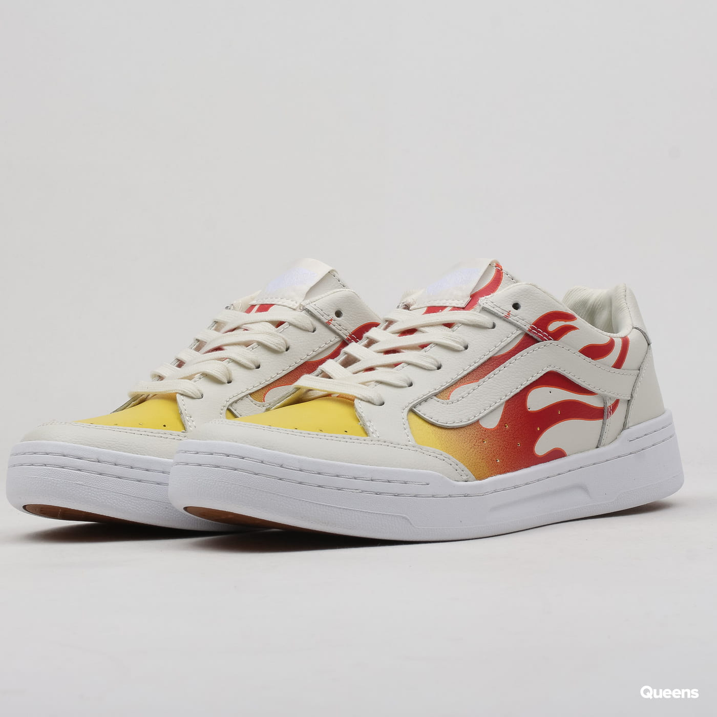 Vans Highland (flame) marshmallow / marsh