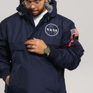 Alpha Industries NASA Anorak navy