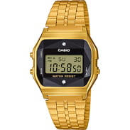 Casio A 159WGED-1EF gold