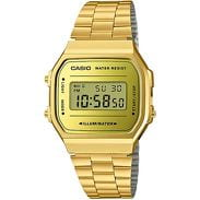 Casio A 168WEGM-9EF golden