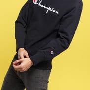 Champion Crewneck Sweatshirt navy