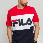 Fila Men Day Tee červené / navy / bílé