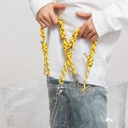 Neige PCV Shopper Bag průhledná