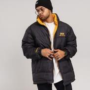 Helly Hansen HH Reversible Down Jacket černá / žlutá