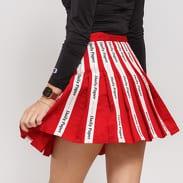 Daily Paper Dara Skirt červená / bílá