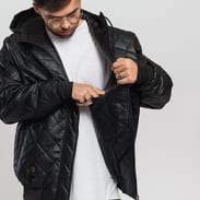 Mass DNM Flyer Quilted Jacket černá