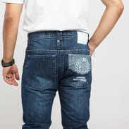 Mass DNM V Tapered Fit Jeans dark blue