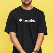 Columbia Basic Logo SS černé