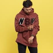 Nike M NSW NSP Hoodie PO Fleece hnědá