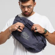 Nike NK Tech Hip Pack melange navy