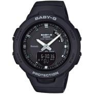 Casio Baby-G BSA B100-1AER černé