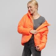 Nike W NSW Syn Fill Jacket Reversible neon oranžová