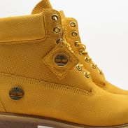 Timberland 6 Inch Premium WP Boot medium yellow nubuck