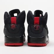 Jordan Spizike black / gym red - anthracite