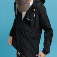 Champion Reverse Weave Hooded Jacket černá