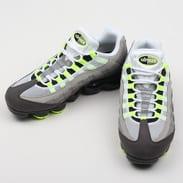 Nike Air Vapormax '95 black / volt - medium ash - dk pewter