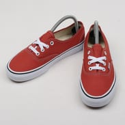 Vans Authentic hot sauce / true white