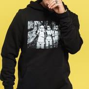 Urban Classics Stormtrooper Rap Hoody černá