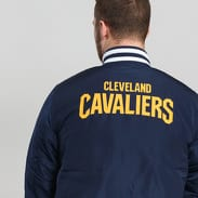 New Era NBA Team Apparel Bomber Cavaliers navy