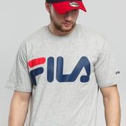 Fila Classic Logo Tee melange šedé