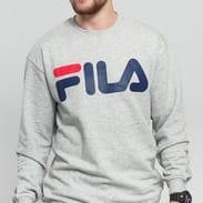 Fila Classic Logo Sweater melange šedá