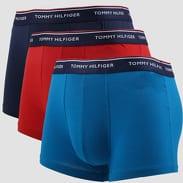 Tommy Hilfiger Trunk 3 Pack Premium Essentials navy / červené / modré