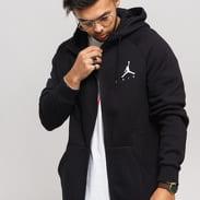 Jordan Jumpman Fleece FZ černá