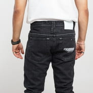 Mass DNM Classics Straight Fit Jeans black rinse