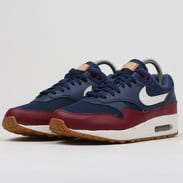 Nike Air Max 1 navy / sail - team red - sail