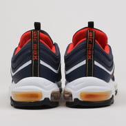 Nike Air Max 97 midnight navy / habanero red