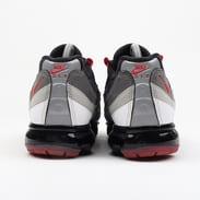 Nike Air Vapormax '95 white / hot red - dk pewter