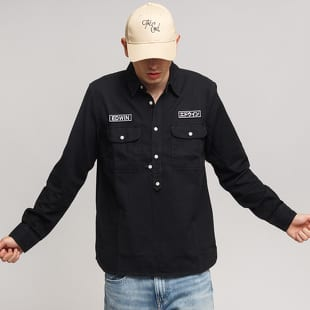 EDWIN Loggerhead Popover Shirt