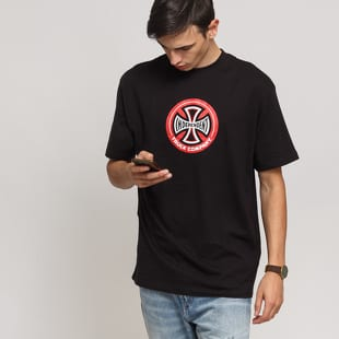 INDEPENDENT Hollow Cross Tee